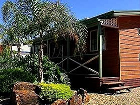 Bentley's Cabin Park Port Pirie - Accommodation Redcliffe