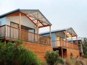 Discovery Holiday Parks Hobart Cosy Cabins - Accommodation Redcliffe