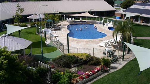 Murray Valley Resort - Accommodation Redcliffe