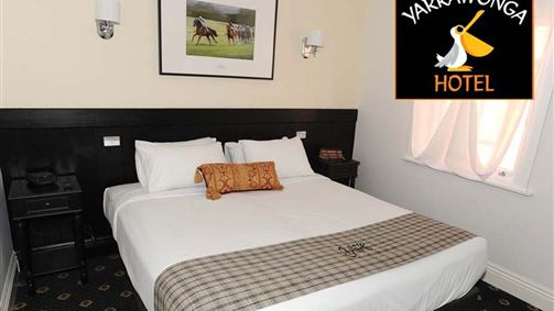 The Yarrawonga Hotel - Accommodation Redcliffe