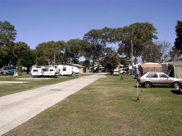 Beachmere Caravan Park - Accommodation Redcliffe