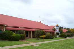 Quality Inn Parkes International - Accommodation Redcliffe