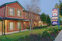Footscray Motor Inn  Serviced Apartments - Accommodation Redcliffe