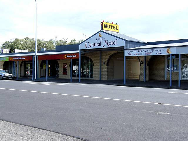 Gin Gin Central Motel - Accommodation Redcliffe