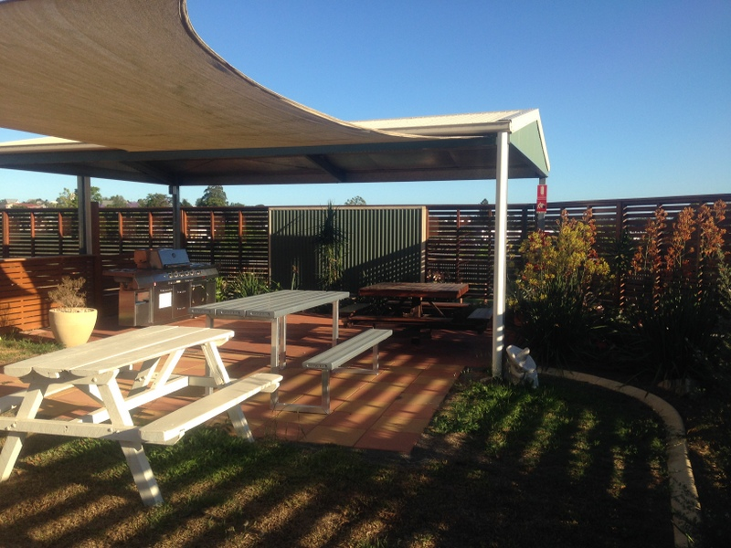 Gympie Caravan Park - Queens Park - Accommodation Redcliffe