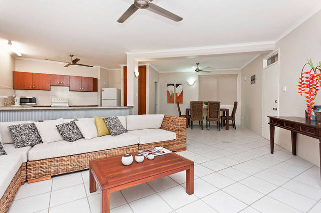 Kemboja Apartments - Accommodation Redcliffe