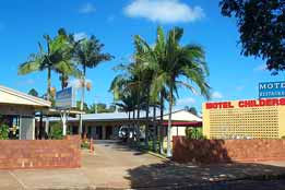 Motel Childers - Accommodation Redcliffe