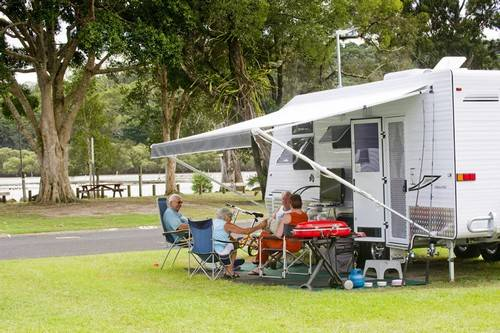 North Coast Holiday Parks Ferry Reserve - Accommodation Redcliffe
