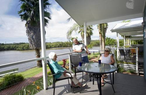 North Coast Holiday Parks Terrace Reserve - Accommodation Redcliffe