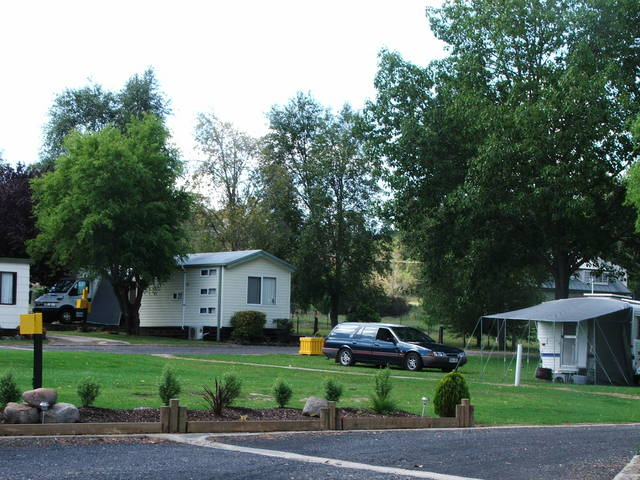 Poplar Caravan Park - Accommodation Redcliffe