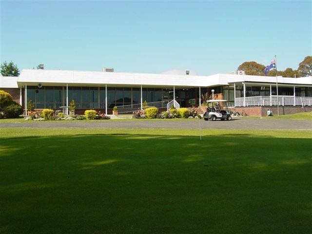 Tenterfield Golf Club and Fairways Lodge - Accommodation Redcliffe
