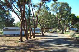 Wycheproof Caravan Park - Accommodation Redcliffe