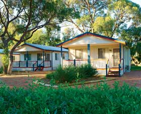 Woodman Point Holiday Park - Aspen Parks - Accommodation Redcliffe
