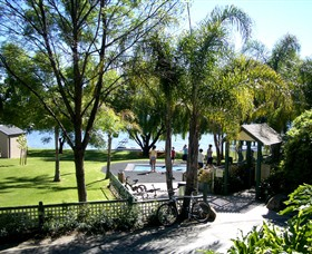 Boathaven Holiday Park BIG4 - Aspen Parks - Accommodation Redcliffe