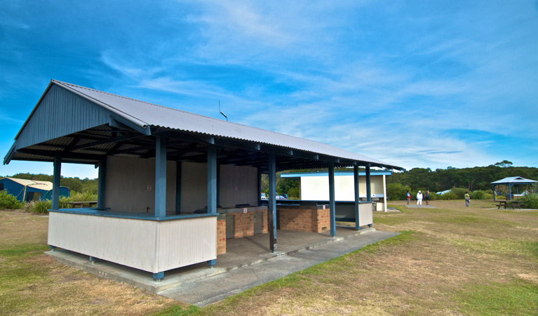 Freemans campground - Accommodation Redcliffe