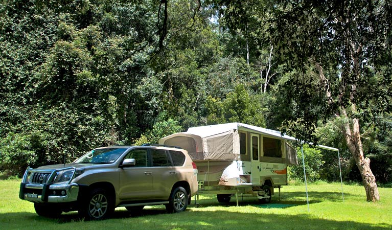 Gloucester River campground - Accommodation Redcliffe