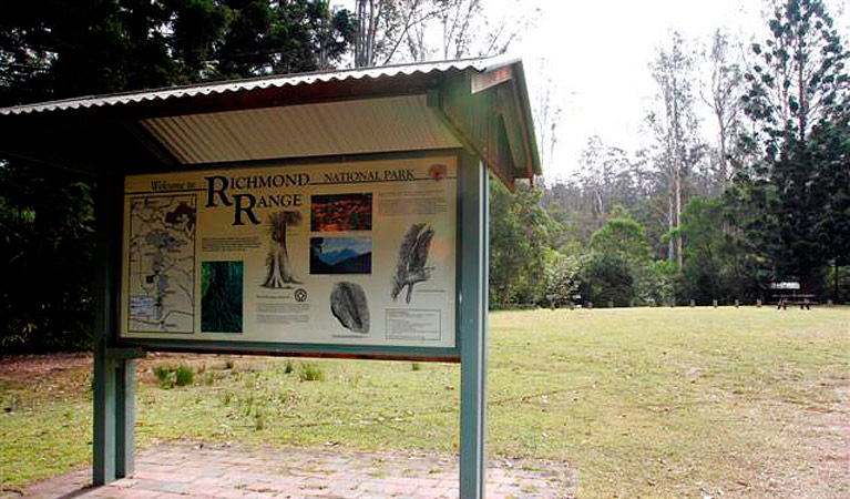 Peacock Creek campground - Accommodation Redcliffe