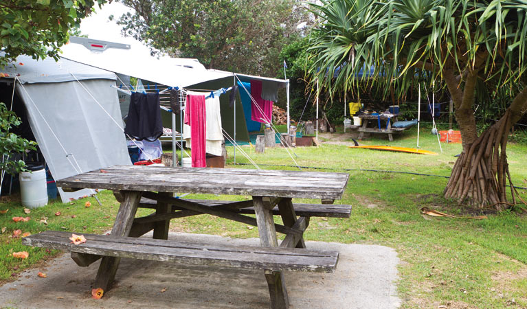 Sandon River campground - Accommodation Redcliffe