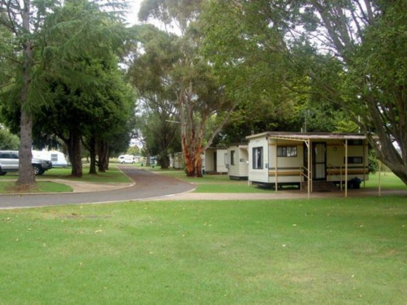 Glen Rest Tourist Park - Accommodation Redcliffe