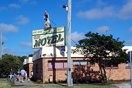 Jackie Howe Motel - Accommodation Redcliffe