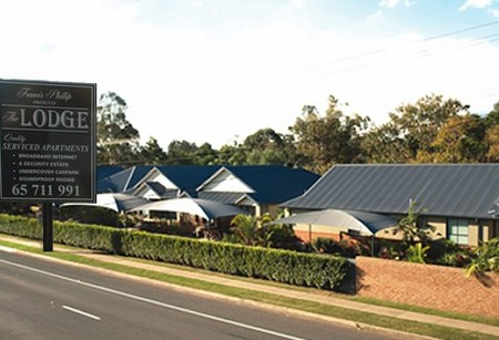 Francis Phillip Motor Inn - Accommodation Redcliffe