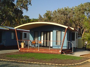 Island View Caravan Park - Accommodation Redcliffe