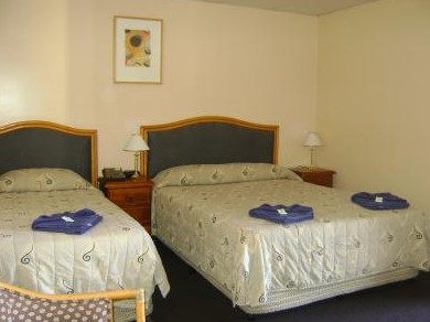 Mudgee Motor Inn - Accommodation Redcliffe