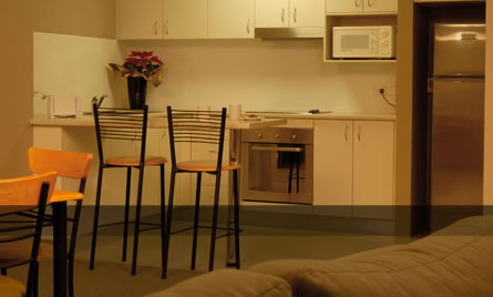 Pavilion On Northbourne Hotel  Serviced Apartments - Accommodation Redcliffe