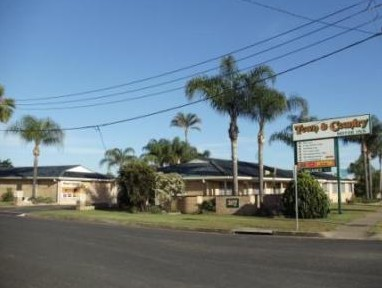 Town and Country Motor Inn Tamworth - Accommodation Redcliffe