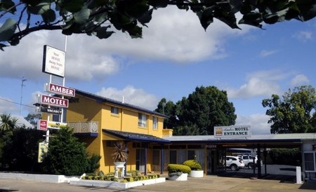 Amber Motel - Accommodation Redcliffe