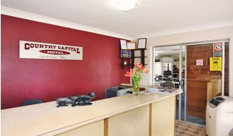 Country Capital Motel - Accommodation Redcliffe