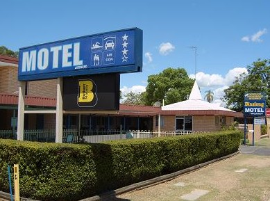 Binalong Motel