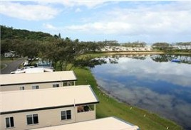 White Albatross Holiday Park - Accommodation Redcliffe