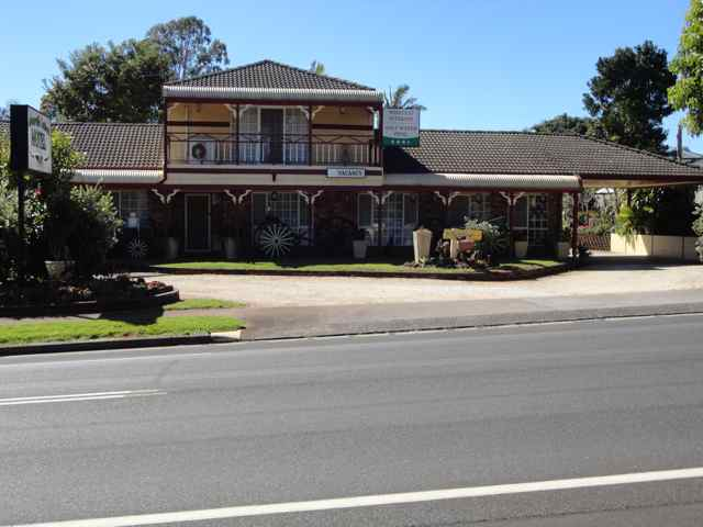 Alstonville Settlers Motel - Accommodation Redcliffe