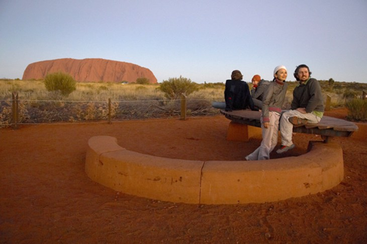 Ayers Rock - Outback Pioneer Lodge - Accommodation Redcliffe