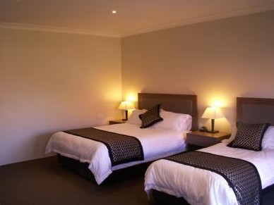 Parkes Int Motor Inn - Accommodation Redcliffe