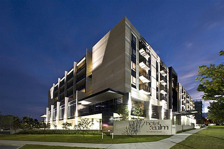 Hotel Realm - Accommodation Redcliffe