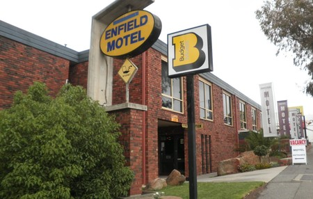 Enfield Motel - Accommodation Redcliffe