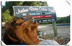 Arthur River Cabin Park - Accommodation Redcliffe