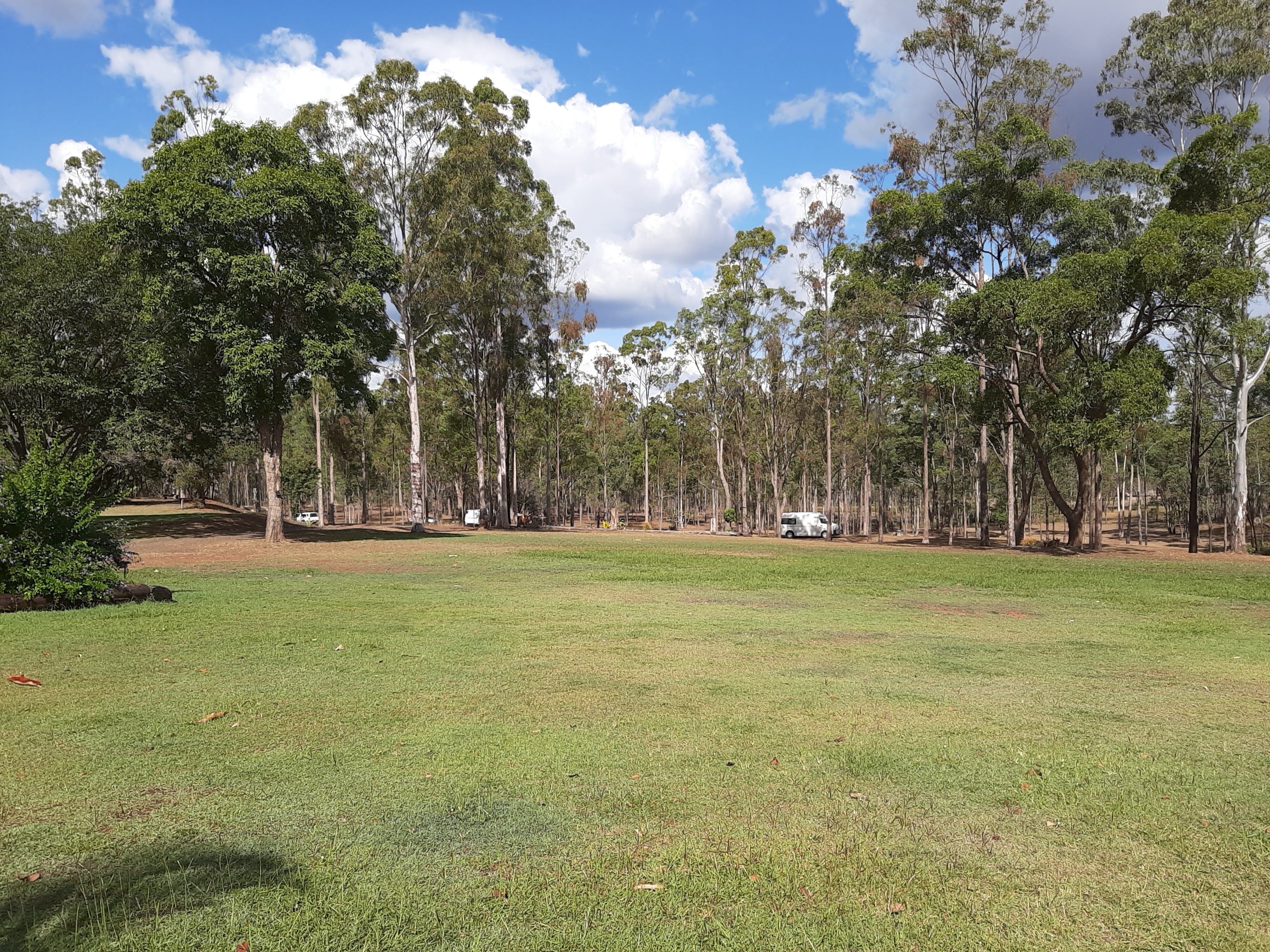Childers Tourist Park and Camp - Accommodation Redcliffe