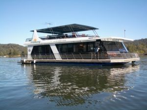 Able Hawkesbury River Houseboats - Accommodation Redcliffe