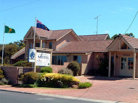 Best Western Augusta Georgiana Molloy Motel - Accommodation Redcliffe