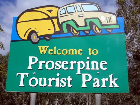Proserpine Tourist Park - Accommodation Redcliffe