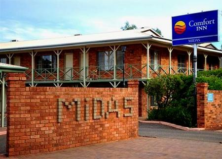 Comfort Inn Midas - Accommodation Redcliffe