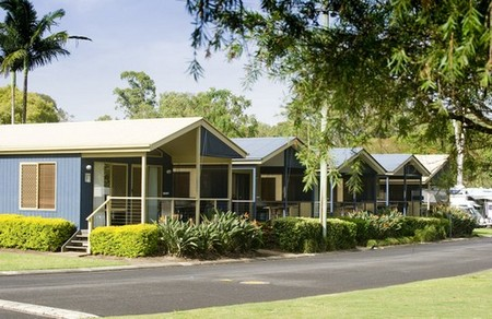 Ferry Reserve Holiday Park - Accommodation Redcliffe
