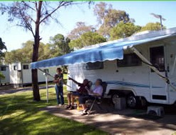 Bega Caravan Park - Accommodation Redcliffe