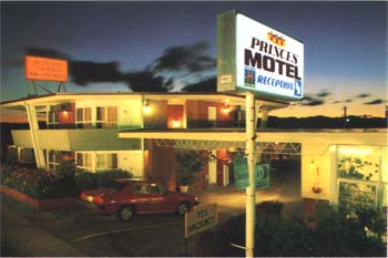 Princes Motel - Accommodation Redcliffe