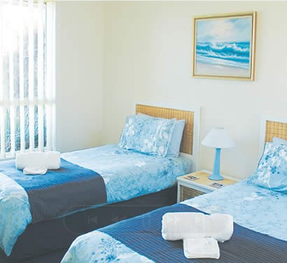 Captains Quarters - Accommodation Redcliffe