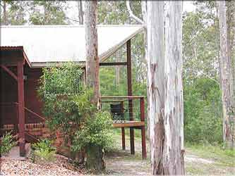 Bewong River Retreat - Accommodation Redcliffe