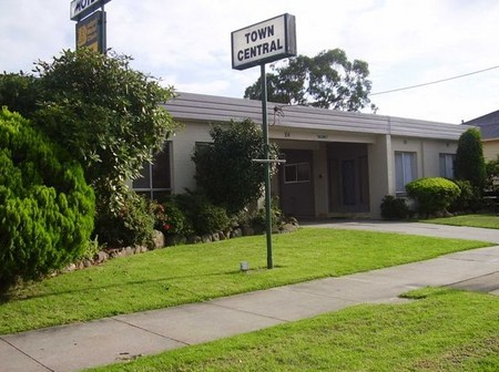 Bairnsdale Town Central Motel - Accommodation Redcliffe